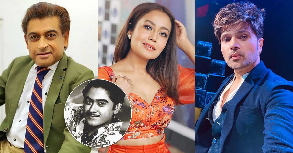 """Indian Idol 12: Neha Kakkar & Himesh Reshammiya Trolled For Singing Kishore Kumar's Songs, Son Amit Kumar Says, """"Thought It Will Be A Homage To My Father, But…"""""""