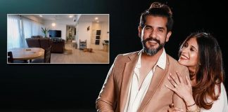 Kishwer Merchant & Suyyash Rai's Living Room In Mumbai Abode With Regal Dining Table & A Surreal Collection Of Kicks Will Make You Envy The Couple - Check Out