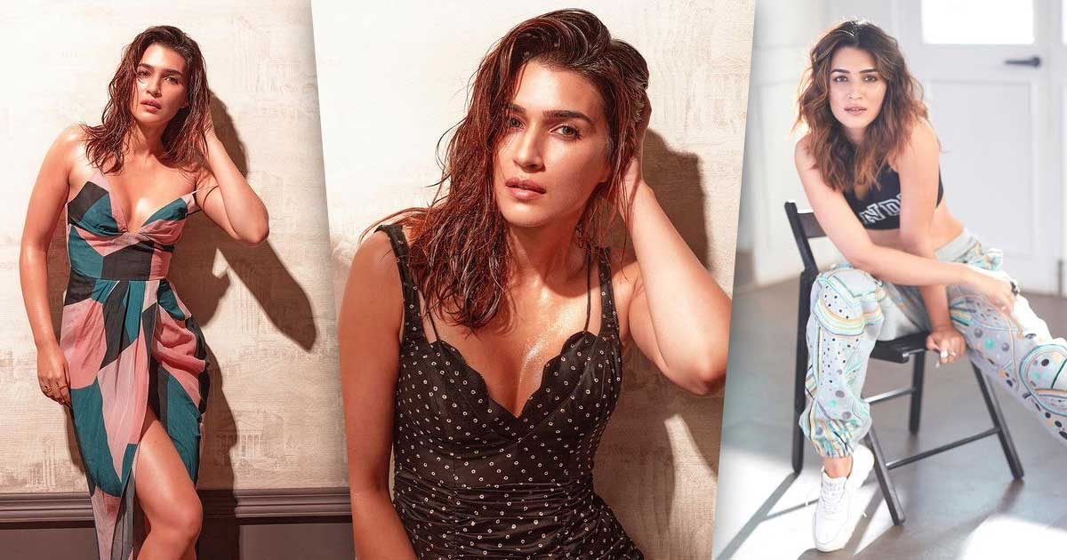 Kriti Sanon's Summer Style Is A Must Have This Season