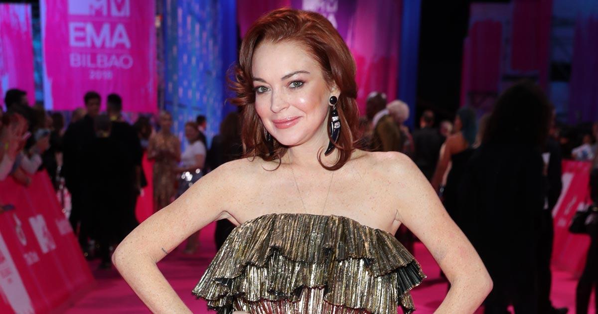 Lindsay Lohan to make a comeback in Christmas rom-com
