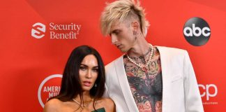 Machine Gun Kelly searched Megan Fox's home for ghosts
