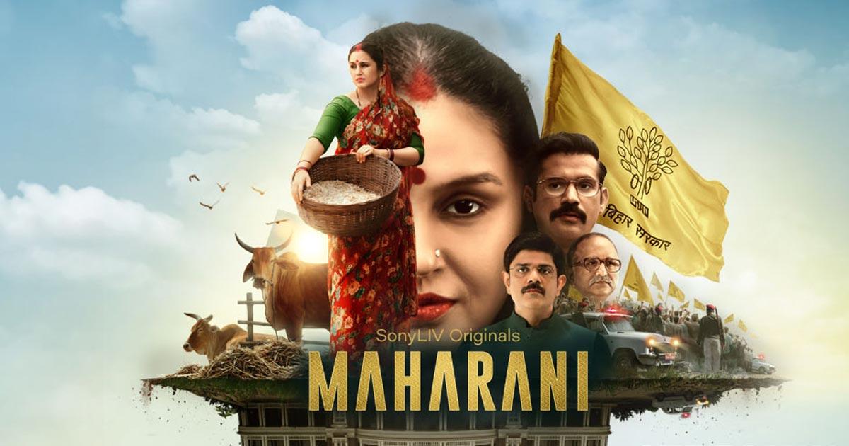 Maharani Review Starring Huma Qureshi