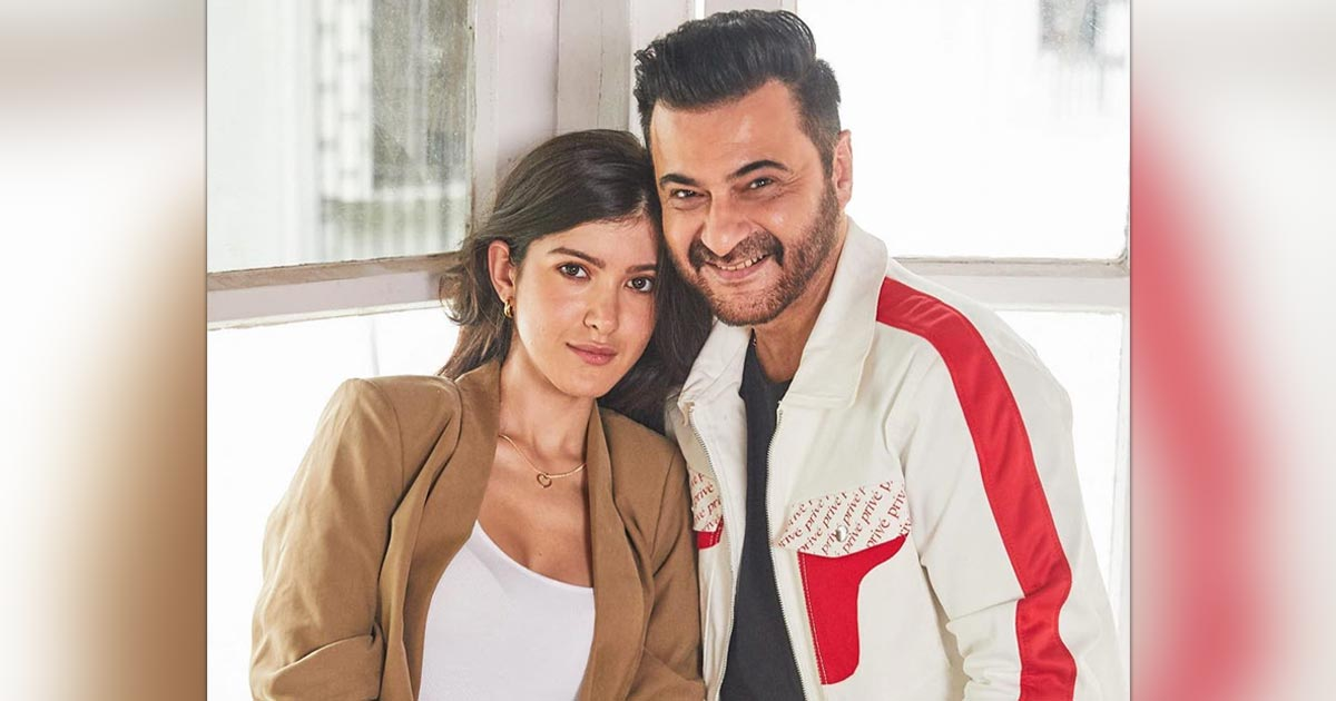 Shanaya Kapoor's 'Intimate Scenes' Would Bring Out This 'Every Indian Dad Ever' Reaction Of Sanjay Kapoor, Adorable Much?
