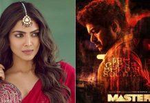 Malavika Mohanan calls Vijay-starrer 'Master' a 'great milestone' in her career