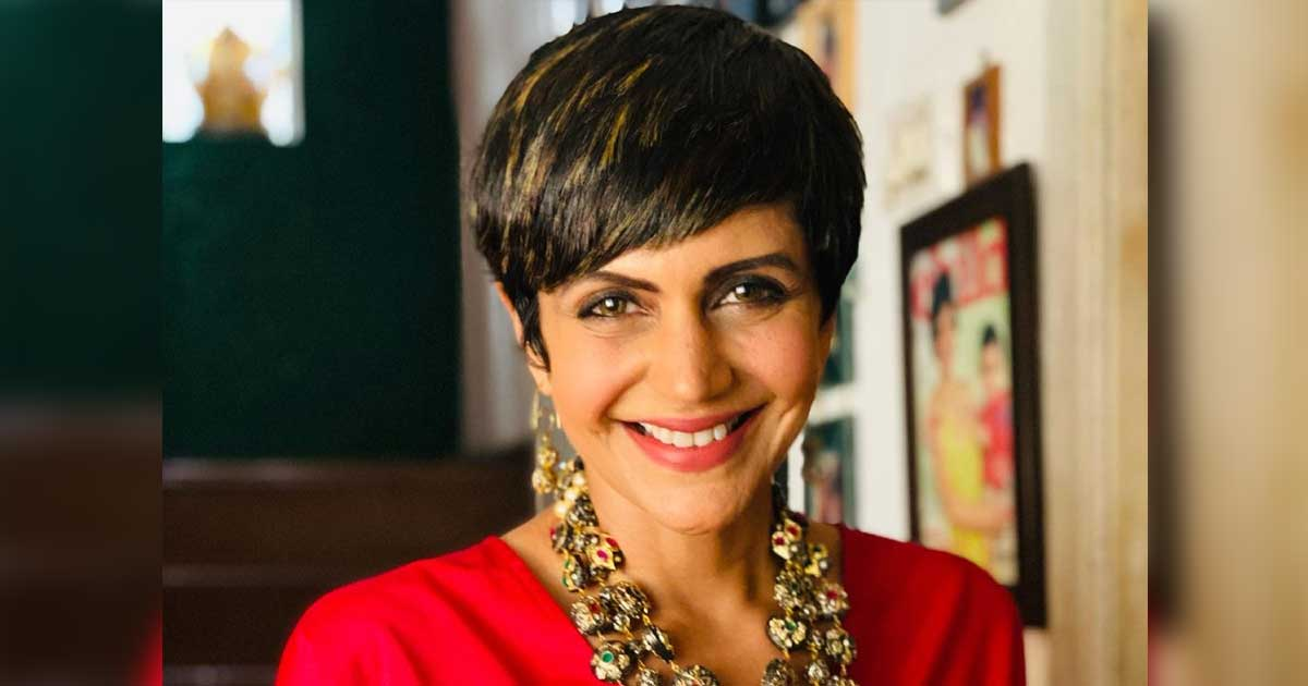 Mandira Bedi Has A Cool Trick To Keep Anxiety At Bay, Read On
