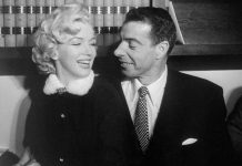 Marilyn Monroe's Ex-Husband Used To Send Six Fresh Roses To Her Grave Thrice A Week Until He Died
