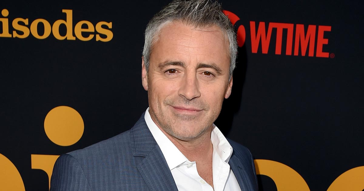 """Matt LeBlanc's Estranged Father Says The FRIENDS Star Hasn't Spoken To Him For Year, Says """"It's Humiliating"""""""