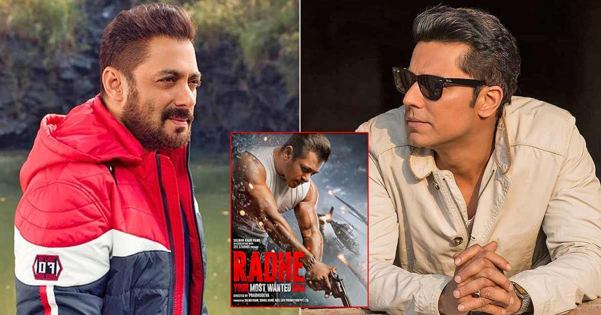 Meet Radhe's nemesis Rana and why Salman Khan calls it Randeep Hooda's best performance with him so far!