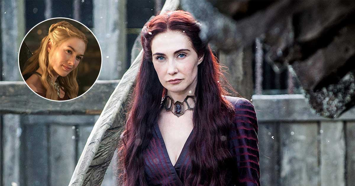 Melisandre AKa Carice Van Houten Was Supposed To Audition For Another Role In Game of Thrones