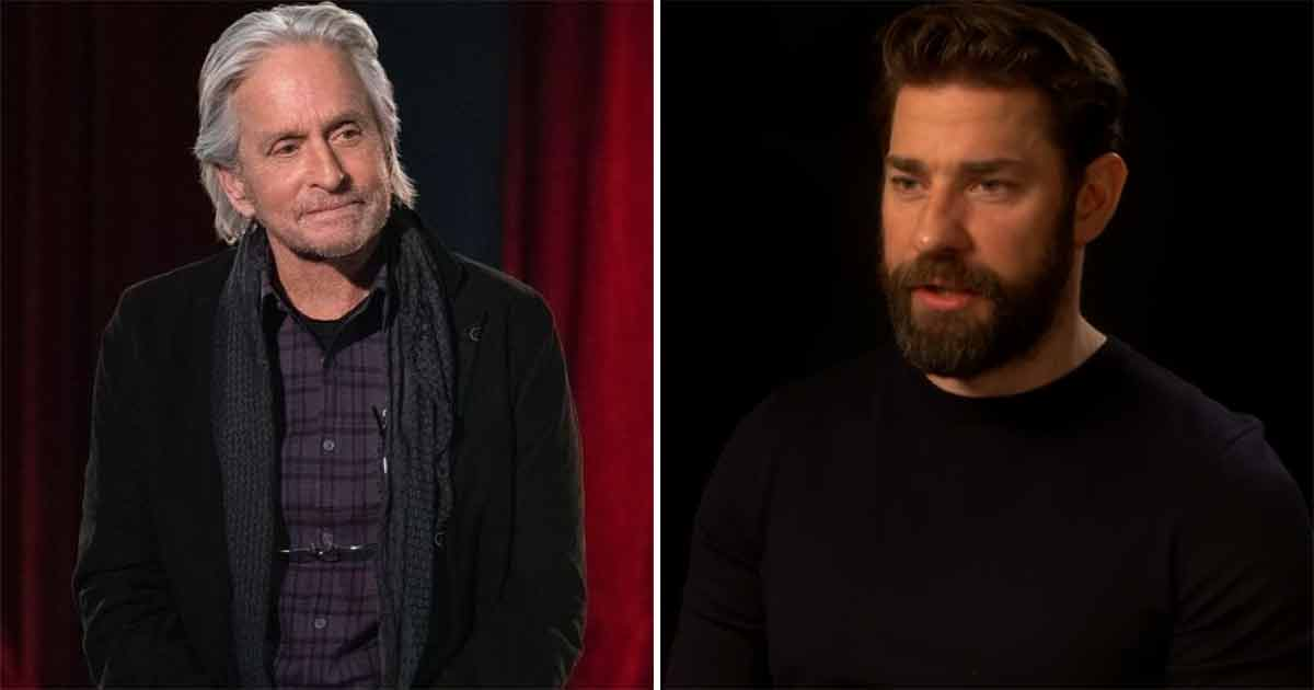 The Office Fame John Krasinski Is Michael Douglas' Pick For Playing Him In His Biopic, Here's Why - Read On