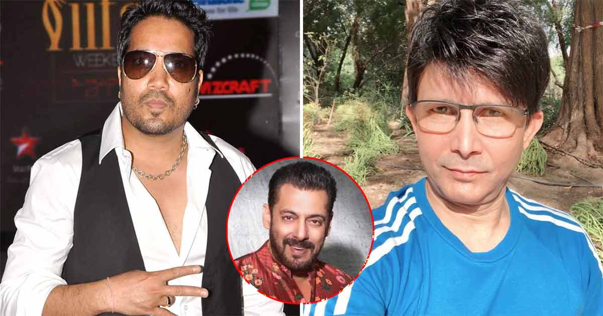 Mika Singh To Release 'KRK Kutta' Song To Shut Kamaal R Khan Over Ongoing Controversy With Salman Khan