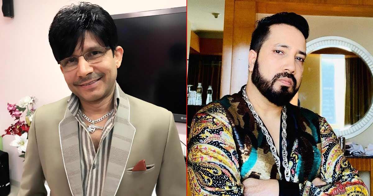 Mika Singh & KRK's War Of Words Continues