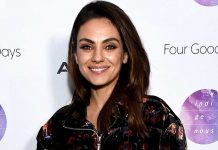 Mila Kunis Serves As A Fashion Inspiration To All The Pregger Mums With This Little Black Dress