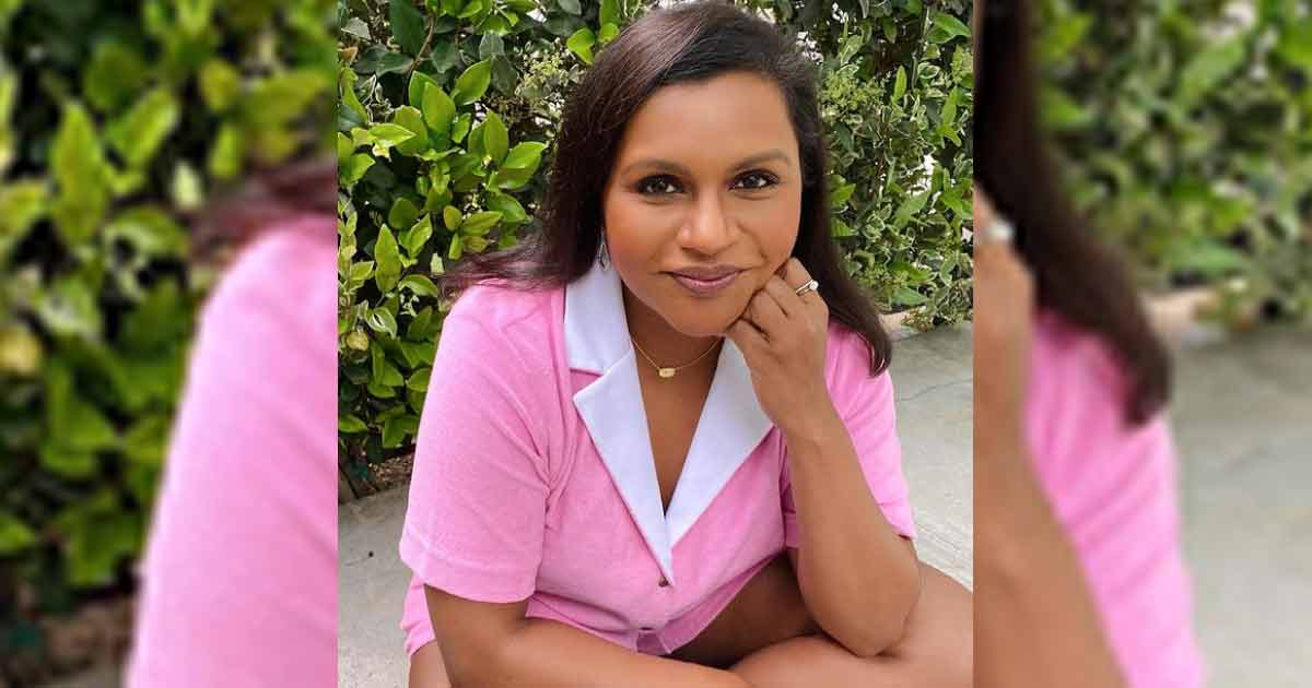 Mindy Kaling learnt a lot from pregnancy during pandemic