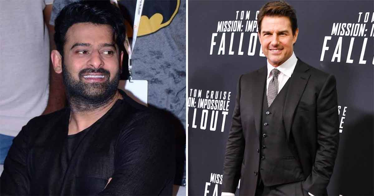 Mission Impossible 7: Prabhas To Share Screen-Space With Tom Cruise?