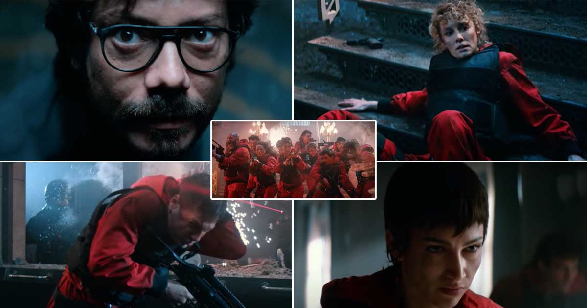 Money Heist Season 5: The Netflix Show Will Be Here In Two Part & They Both Are Releasing In Less Than 6 Months!