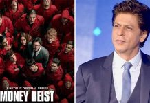 Money Heist Season 5 Wraps & Netflix Captions It In Shah Rukh Khan's Style Making Us Happy Sad