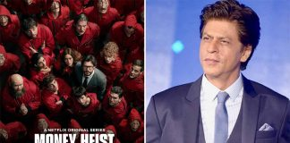Money Heist Season 5 Wraps & Netflix Captions It In Shah Rukh Khan's Style Making Us Happy Sad
