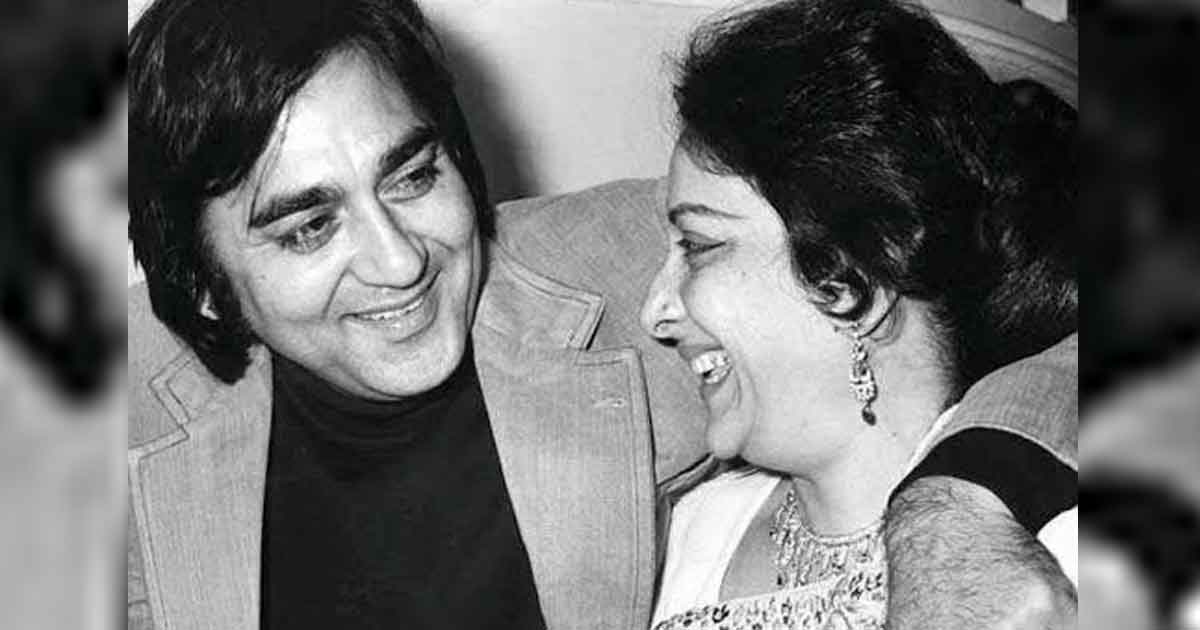 Here's Why Nargis Dutt Never Wore Any Saree Gifted To Her By Sunil Dutt