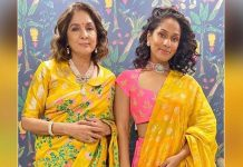 Neena Gupta & Masaba Gupta's Mumbai Abode Is All About Minimalism With A Feminine Touch