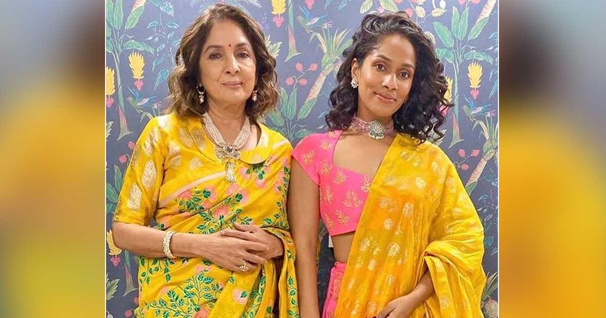Neena Gupta & Masaba Gupta's Mumbai Abode Is All About Minimalism With A Feminine Touch
