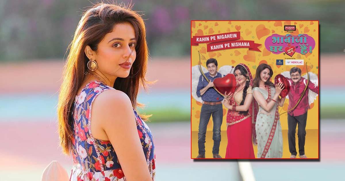 Nehha Pendse Opens Up On Quitting Bhabi Ji Ghar Par Hai