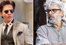 No Talks Initiated Between Shah Rukh Khan & Sanjay Leela Bhansali For Izhaar (Photo Credit: Instagram & Wikipedia)