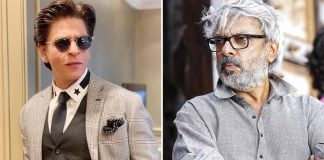 No Talks Initiated Between Shah Rukh Khan & Sanjay Leela Bhansali For Izhaar (Photo Credit: Instagram & Wikipedia)