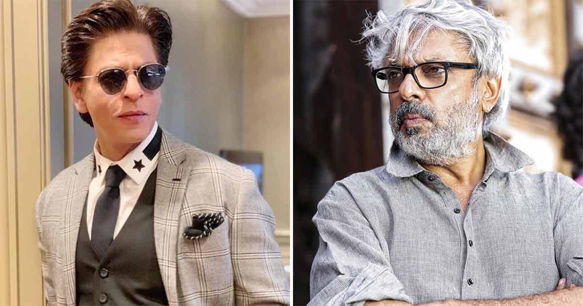 No Talks Between Shah Rukh Khan & Sanjay Leela Bhansali For Izhaar
