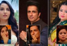 Nora Fatehi, Sonu Sood Cry As Bharti Singh Shares Her Mother's COVID Experience