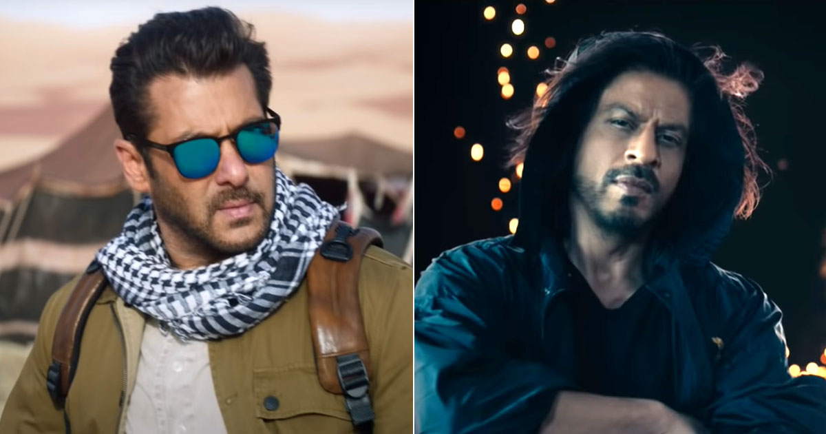 Pathan: Sources Spill The Beans On Salman Khan's Whistle Worthy Entry In The Shah Rukh Khan Starrer – Deets Inside