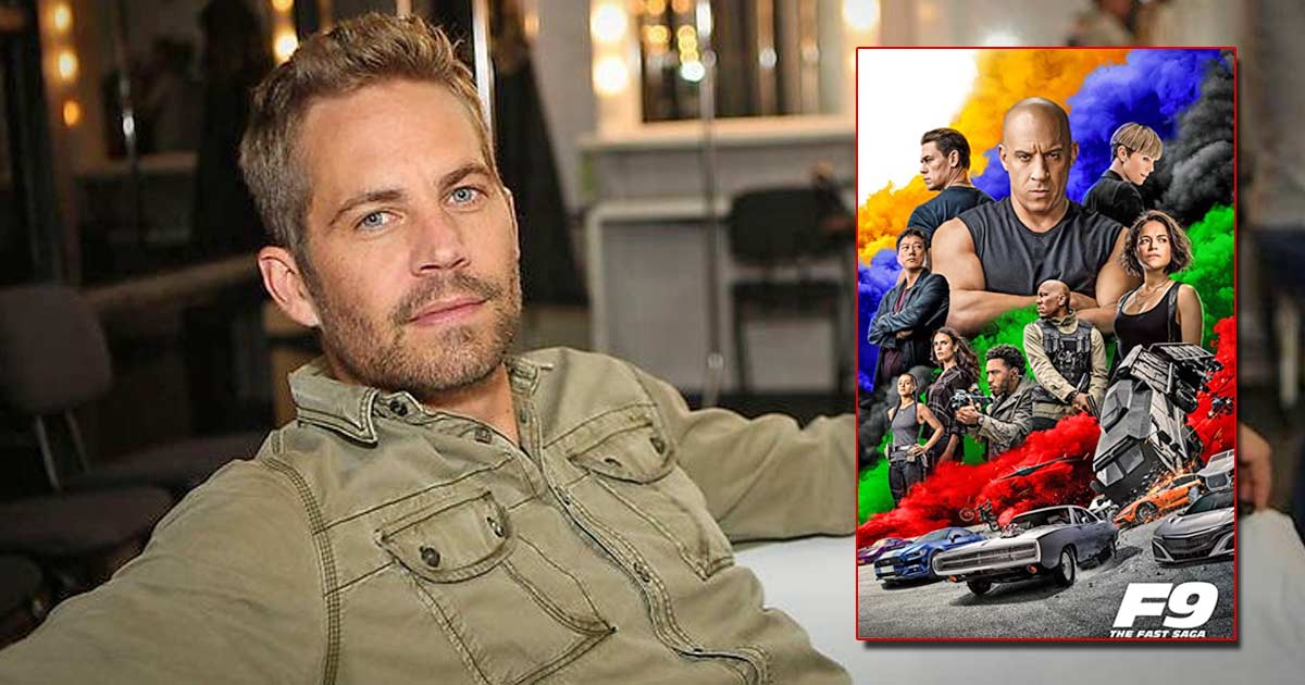 Paul Walker's Brian O'Conner Has An Appearance In Fast & Furious 9?