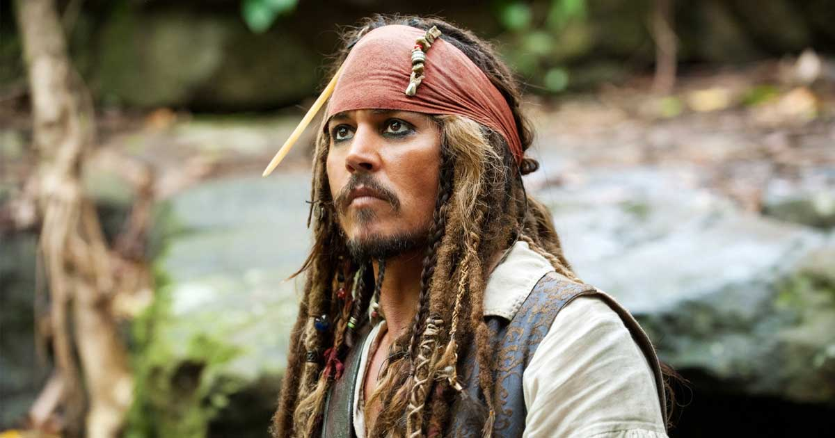 Johnny Depp Fans' Petition To Keep Him In Pirates Of The Caribbean Is Almost 600K Signatures Strong Now