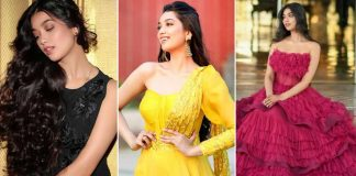 Pictures of Digangana Suryavanshi that prove that she is the epitome of grace