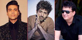 Post Exiting Karan Johar's Dostana 2, Kartik Aaryan On Board Sajid Nadiadwala's Next?