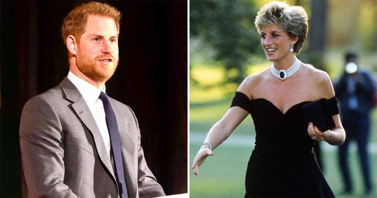 Prince Harry Opens Up About The Pain He Went Through After Princess Diana's Death