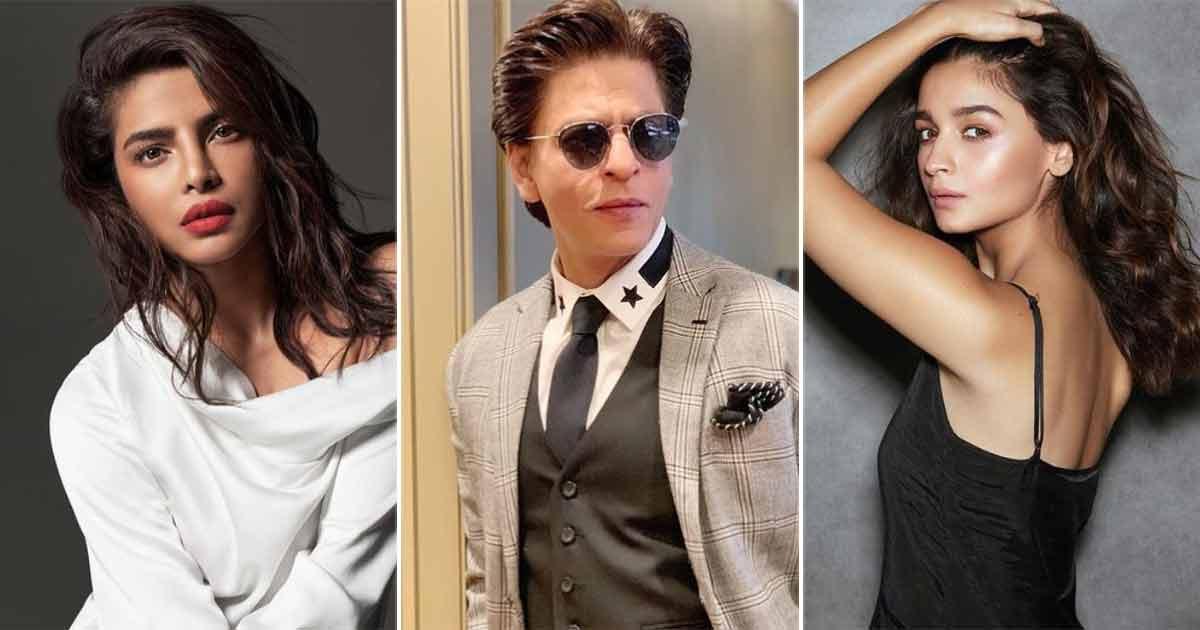 Here's How Much Priyanka Chopra, Shah Rukh Khan & Alia Bhatt Charge For One Instagram Post
