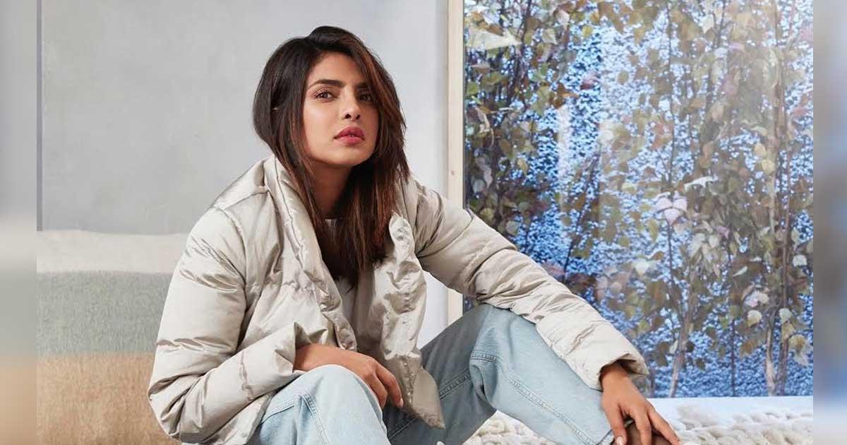 Priyanka Chopra Once Had A Lesbian Encounter