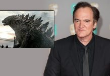 Quentin Tarantino Has An Idea For Godzilla