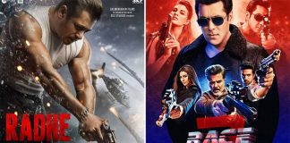 Radhe Beats Race 3 By A Margin Of Over 78,000 Votes To Become Salman Khan's Worst Rated Film!