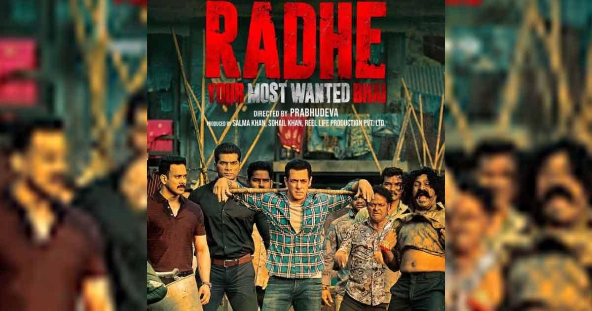 Radhe Box Office Day 2 (Australia & New Zealand): Salman Khan Witnesses A Jump