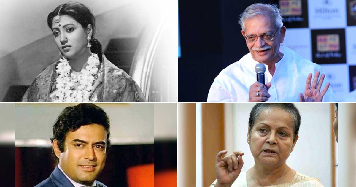Did You Know? Gulzar Once Allegedly Slapped Rakhee Because Of Suchitra Sen & Sanjeev Kumar