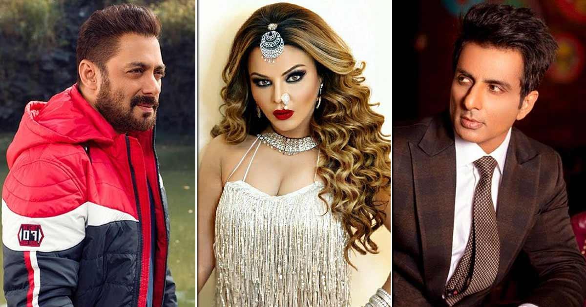 Rakhi Sawant Says Salman Khan & Sonu Sood Should Become The Next Prime Minister