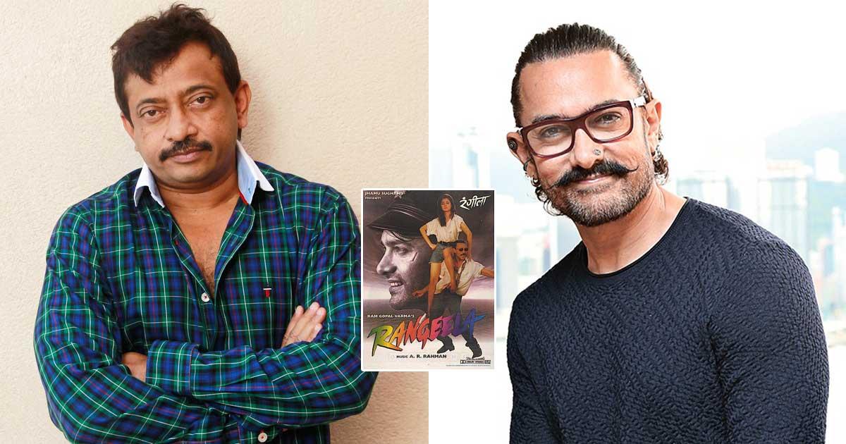 Ram Gopal Varma Talks About The 'Waiter Being Better Than Aamir Khan In Rangeela's Scene' Controversy