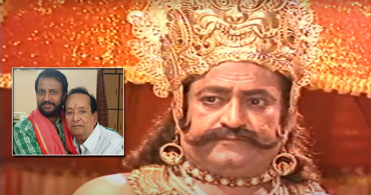 """Ramayan Star Sunil Lahri Rubbishes Rumours Of His Co-Star Arvind Trivedi's Death: """"We Are Inundated With Bad News..."""" - Check Out"""