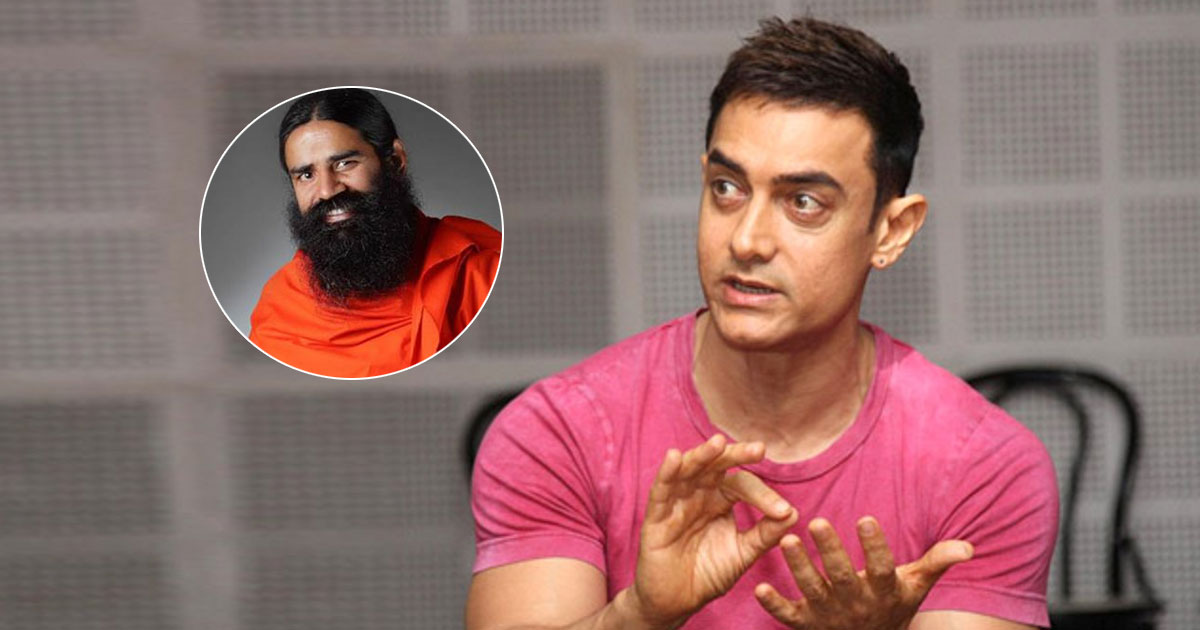 Ramdev Baba Drags Aamir Khan In His Battle With Allopathy