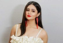 Rashami Desai urges fans to stay safe, stay healthy