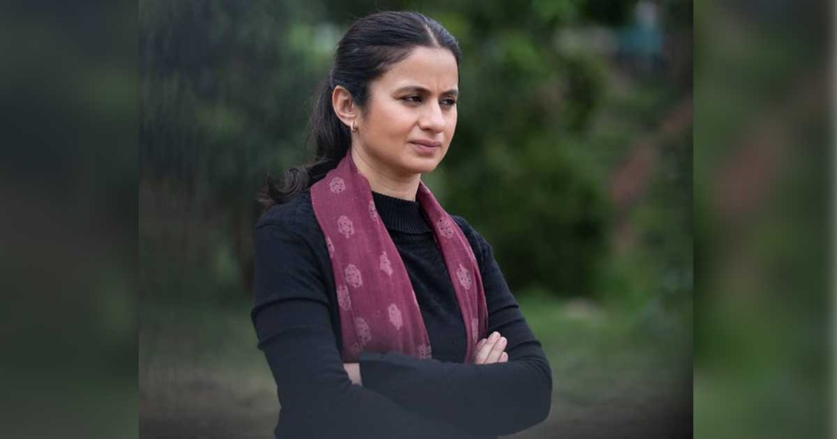 Rasika Dugal Answers If She's Anything Like Her Character In 'Out Of Love Season 2'