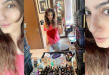 Raveena Tandon's no-makeup selfie wows fans