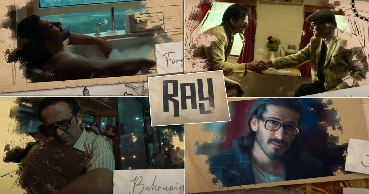 'Ray', anthology based on Satyajit Ray's stories, premieres on June 25